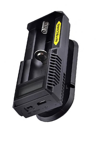 Nitecore BO-ADPT-NITE-UM10 4.2W AC-adapter / laddare (4.2V, 1A)