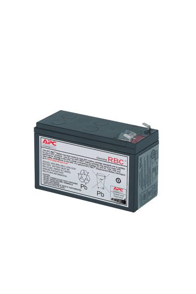 APC BO-APC-RBC17 battery (7500 mAh, Original)