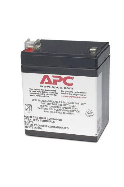 APC BO-APC-RBC46 battery (4500 mAh, Original)