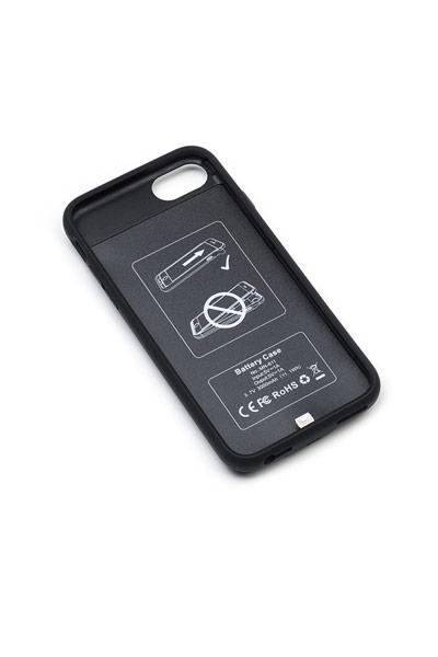 Externt pack (3000 mAh) för Apple iPhone 6 (16GB) (Svart)