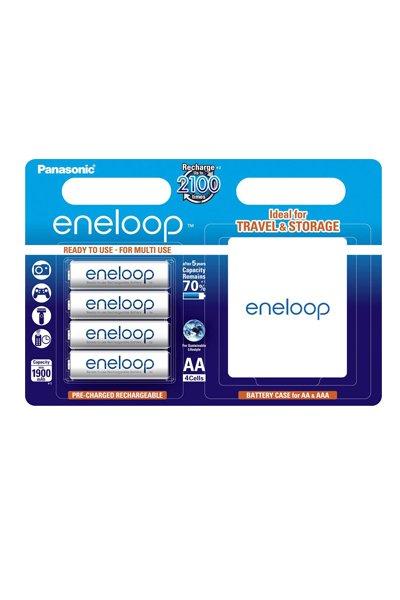 Eneloop 4x AA elem (1900 mAh)