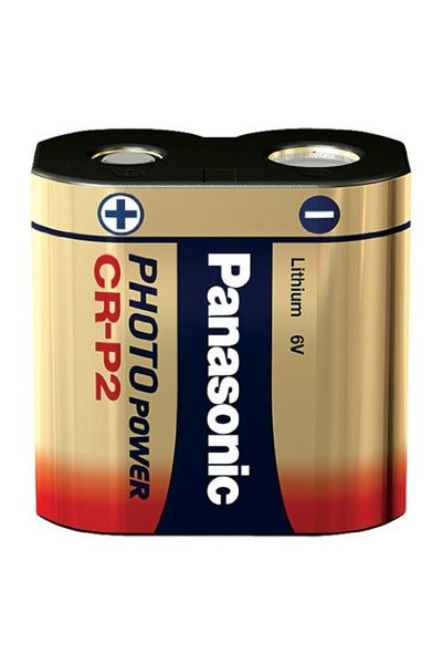 Panasonic CR-P2P batteria