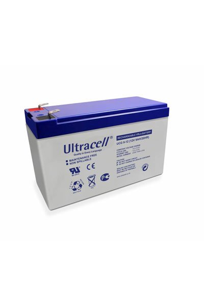 UltraCell BO-BS-UCG59508 batterie (9000 mAh)