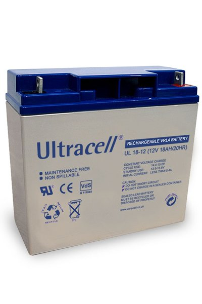 UltraCell BO-BS-UCLA59220 batterie (18000 mAh)