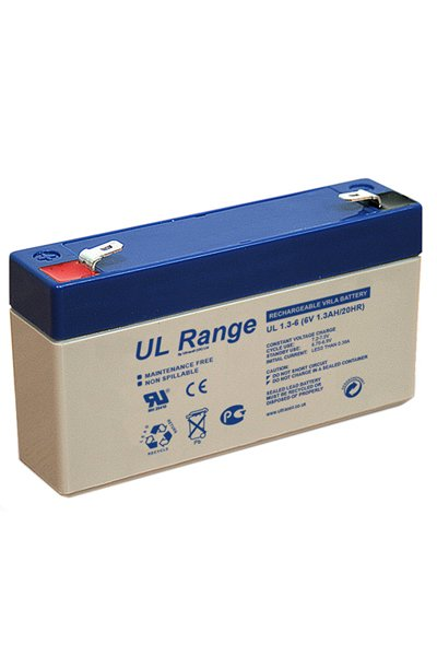 UltraCell BO-BS-UCLA59301 batería (1300 mAh)
