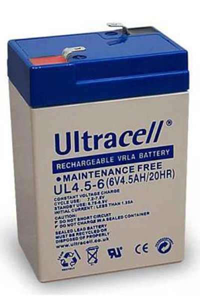 UltraCell BO-BS-UCLA59303 battery (4500 mAh)