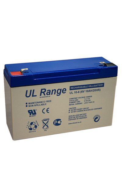 UltraCell BO-BS-UCLA59306 batteri (10000 mAh)
