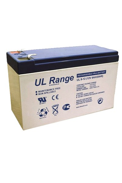 UltraCell BO-BS-UCLA59406 batterie (9000 mAh)