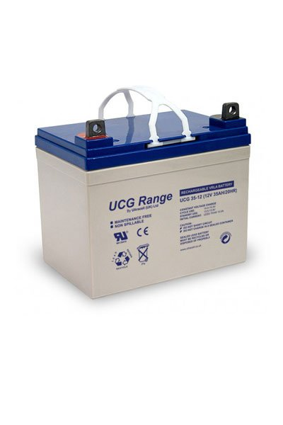 UltraCell BO-BS-UCLA59502 batería (35000 mAh)