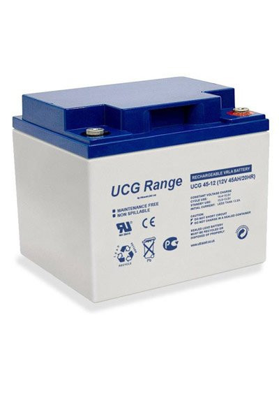 UltraCell BO-BS-UCLA59503 batteria (45000 mAh)