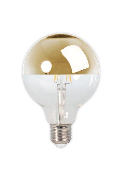 Calex E27 LED Lamp 4W (40W) (Globe, Clear, Dimmable)