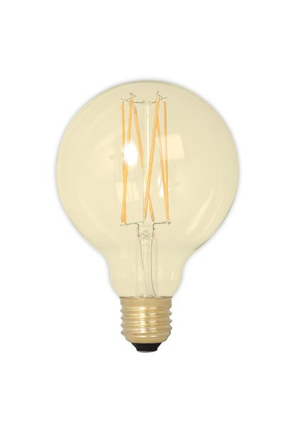 Calex E27 LED Lamp 4W (30W) (Globe, Clear, Dimmable)
