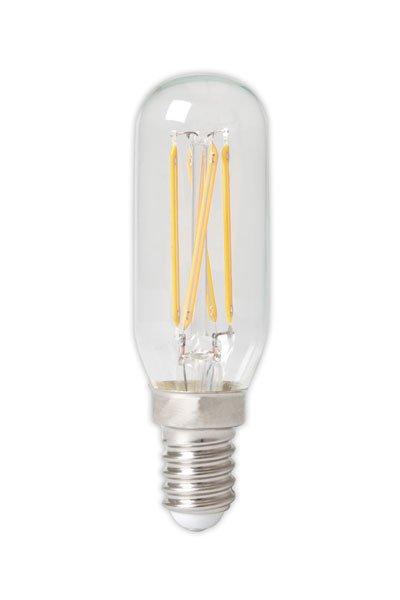 Calex E14 Lâmpadas LED 3,5W (30W) (Tubo, Transparente, Regulável)