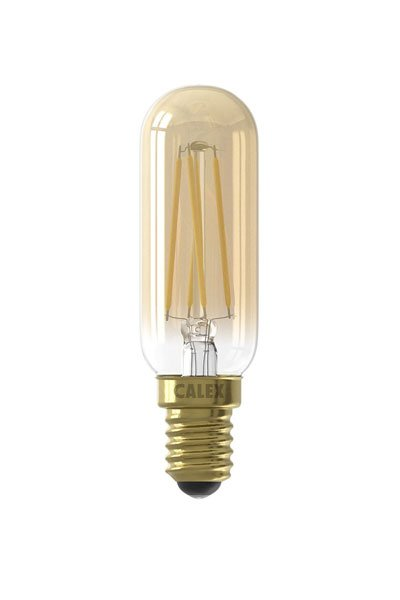 Calex E14 Lâmpadas LED 4W (27W) (Tubo, Transparente, Regulável)
