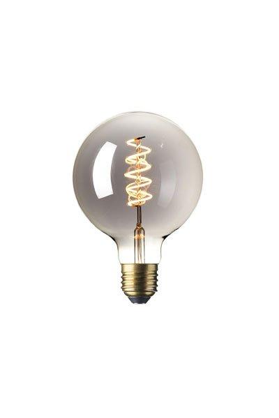 Calex E27 LED Lamp 4W (25W) (Globe, Clear, Dimmable)