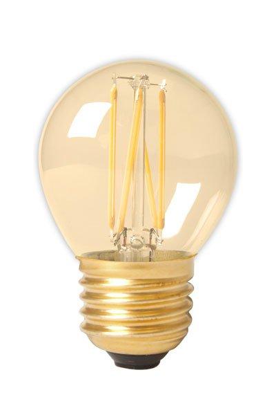 Calex E27 Светодиодные лампы 3,5W (20W) (Люстра, Прозрачный, Регулировка яркости)