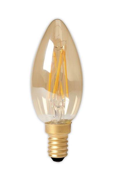 Calex Becuri LED E14 3,5W (20W) (Lumânare, Transparent)