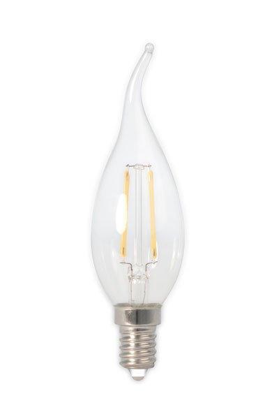 Calex E14 LED lamp 3,5W (35W) (Kaars, Helder, Dimbaar)