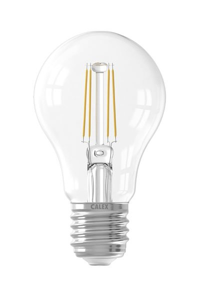Calex E27 LED lampen 7W (60W) (Kronleuchter, Klar, Dimmbar)
