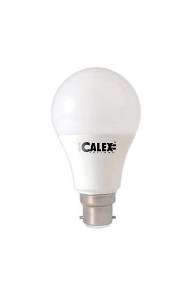 Calex B22 LED Lamp 8W (40W) (Pear, Frosted, Dimmable)