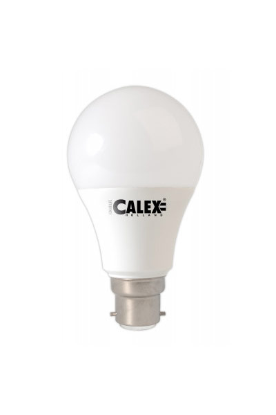 Calex B22 LED Lamp 10W (50W) (Pear, Frosted, Dimmable)