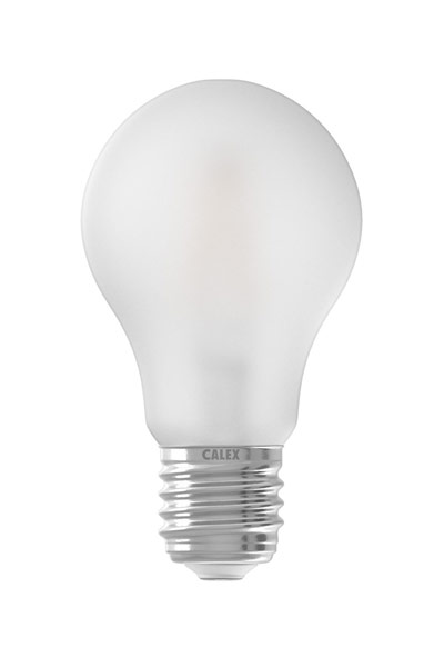 Calex E27 LED Lamp 6,5W (50W) (Pear, Frosted, Dimmable)