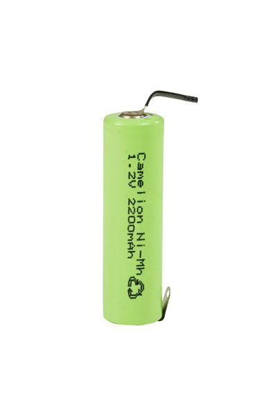 1x AA battery (2200 mAh)