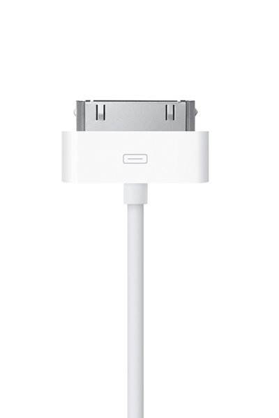 Cabo USB para Apple Dock (200 cm)