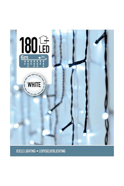 LED ijspegelverlichting (180 lamps)