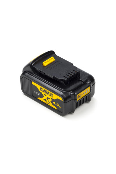 DeWalt 4000 mAh (Sort, Originalt)