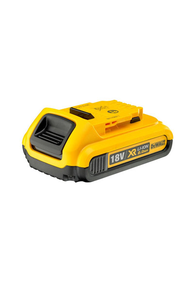 DeWalt 2000 mAh (Black, Original)