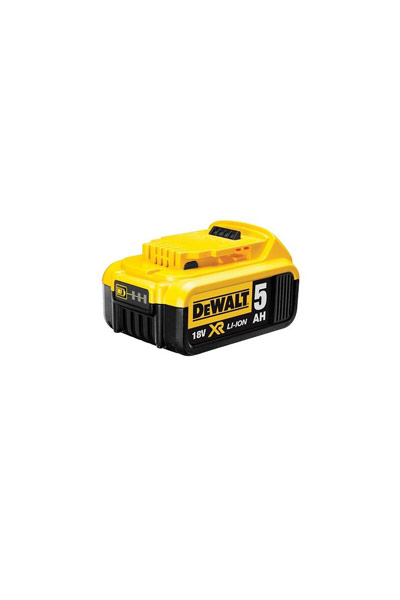 DeWalt 5000 mAh (Black, Original)