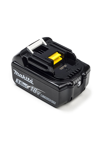 Makita BO-DIF-202099 battery (3000 mAh, Black, Original)