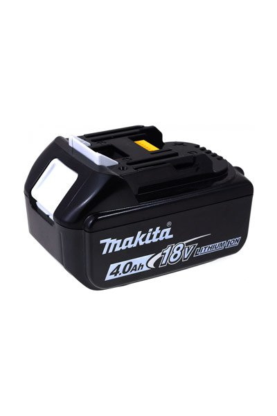 Makita BO-DIF-202106 battery (4000 mAh, Black, Original)