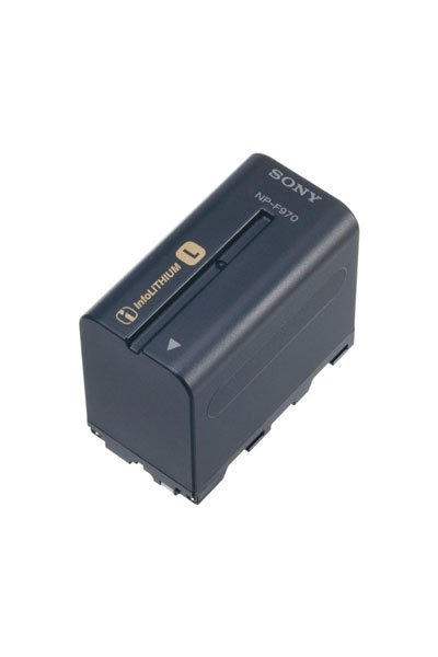Sony 6600 mAh (Mörkgrå, Original)