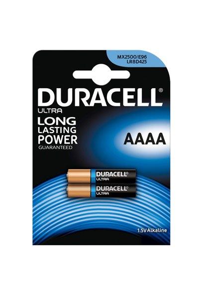 Duracell 2x AAAA Batterie