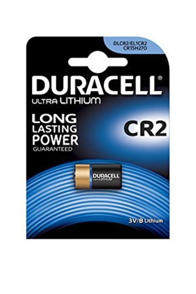 Duracell CR2 battery (750 mAh)