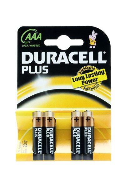 Duracell 4x AAA Batterie
