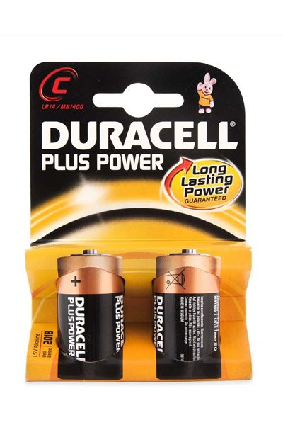 Duracell c batteria