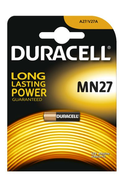 Duracell A27 battery (18 mAh)