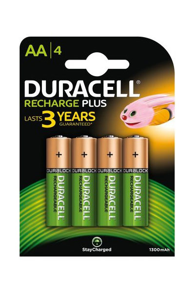 Duracell BO-DUR-AA-1300-4 battery (1300 mAh, Original)