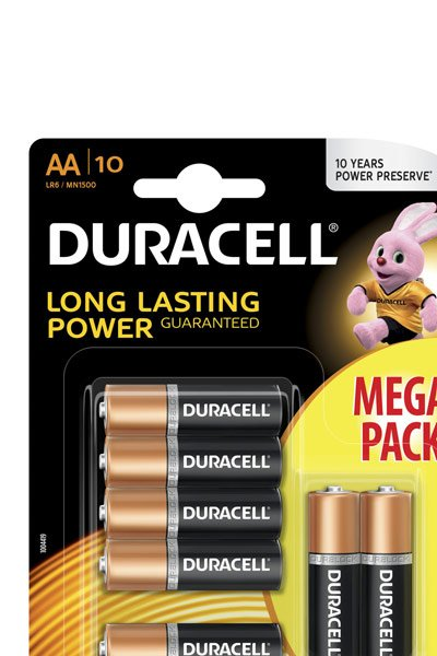 Duracell 10x AA