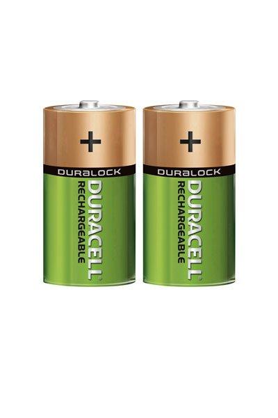 Duracell 2x c batería