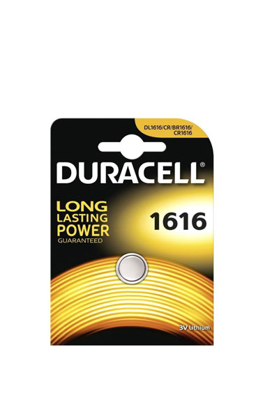 Duracell 1x CR1616 Coin cell (55 mAh)
