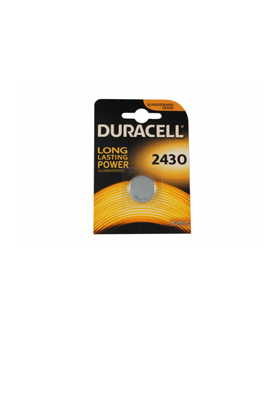Duracell BO-DUR-CR2430-1 Batterie (, Original)