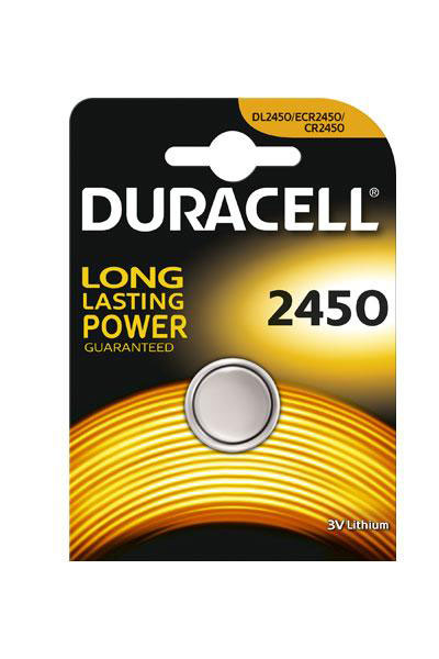 Duracell 1x CR2450 Coin cell (560 mAh)