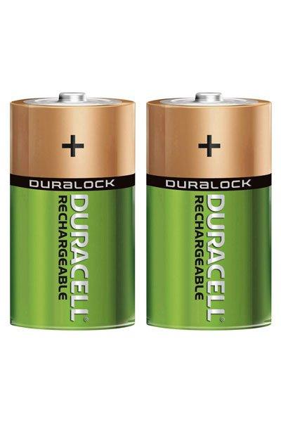Duracell 2x d battery