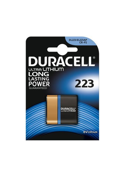 Duracell CR-P2 batteria