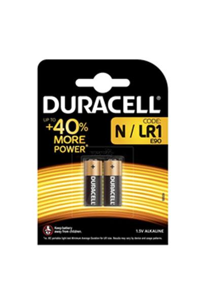 Duracell Plus Alkaline 2x LR01 battery