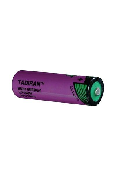 Tadiran 1x 14500 batería (2400 mAh)